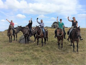 Ranch holidays, Riding Holidays, Horse Riding Dartmoor